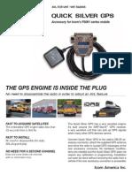 QuickSilverGPS Brochure