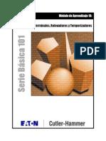 Módulo No. 18 Bloques de Terminales, Relevadores y Temporizadores.pdf
