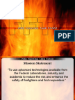 "Mission Statement ""To Use Advanced Technologies Available From the Federal"