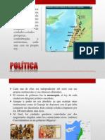Fenicios Politica