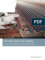 Rolling Section Mill
