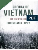 La Guerra de Vietnam - Christian G. Appy
