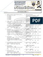 Aritmetica - 4to Año - II Bimestre - 2013