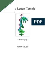 Dead Letters Temple