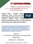 IGCSE Mathematics Formula Booklet -JR9mL