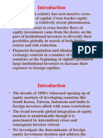 IFM Foreign Investment