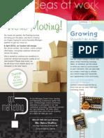 CUAdvantage Ideas At Work - Spring 2014