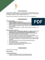 PAC LA Analyst Call April 2014