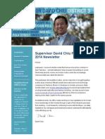 DCD3 2014 February Newsletter