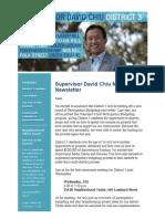 DCD3 2014 March Newsletter