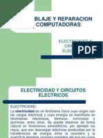 Ensamblaje y Reparacion de Computadoras (Tercera Clase)