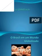 8 Ano 2 Fase GeoBrasil e a Globalização