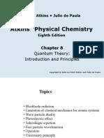 Physical Chemistry 2 Week 1