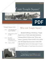 why visit temple square