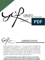 Presentación GCF clientes