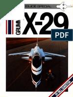 Aeroguide Special - Grumman X-29