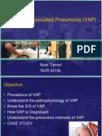 vap presentation for nur4216l