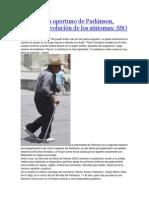 11/04/14 eoaxaca Diagnóstico oportuno de Parkinson