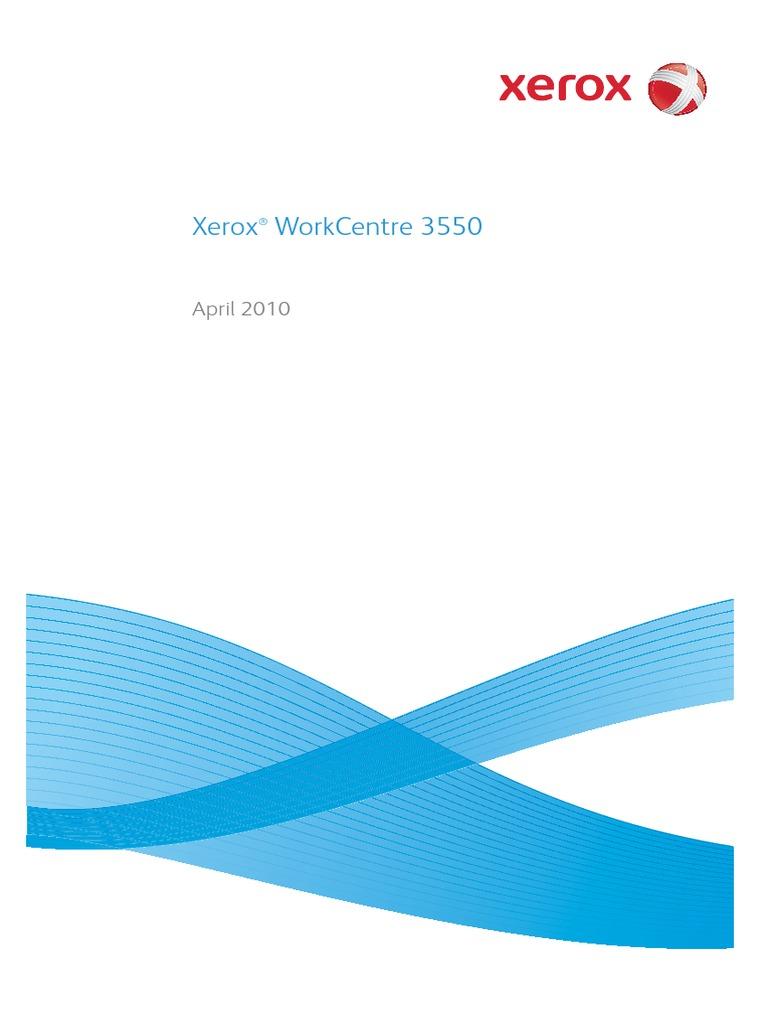 xerox 3550 user manualxerox 3550 user manual ip address image rh scribd com Xerox 6505 xerox workcentre 3550 user manual