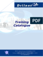 Training Couses Catalogue