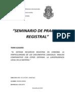 Trabajo de Practica Registral