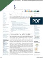 Agregar Equipos Windows XP y Windows 7 a Un Dominio Windows Server 2003 Proyecto AjpdSoft