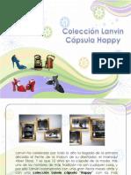 Colección Lanvin Cápsula Happy