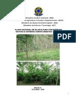 PENSAF - Plano Nacional de Silvicultura
