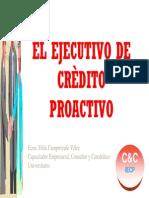 Ejecutivo Credito Proactivo