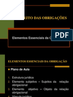 Elementos Obrigacionais (1)