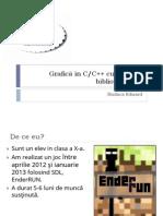 Grafica in SDL