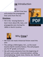 crow introduction