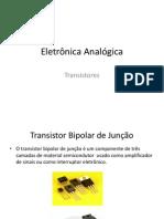 Eletrônica Analógica tbj