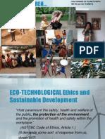 Ethics and Sustainable Development(COSMOCRATIC) JULY 2009