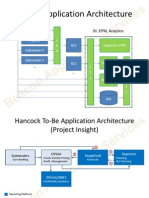 Oracle Application Architecture v3
