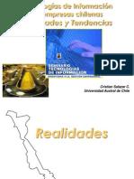 TIC en Empresas Chilenas