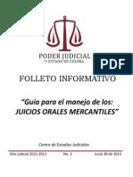 03-2013_Guia Para El Manejo de Los Juicios Orales Mercantiles