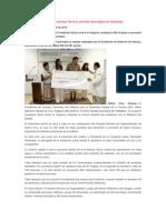 21/04/14 difoaxaca Inaugura Mané Sánchez Cámara Tercera Jornada Quirúrgica de Cataratas