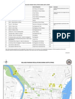 Relaxed Parking Regulations During Septa Strike Map Id Parking Location