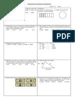 Prueba de Entrada de Matematica 2014