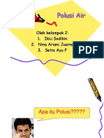 Polusi Air