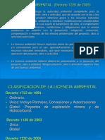 Licencias, Permisos, Autorizaciones y Concesiones Ambientales
