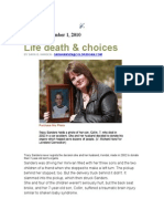 organ donor story
