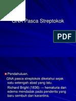 GNA Pasca Streptokok