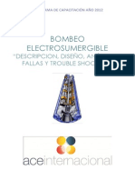 Bombeo Electrosumergible. Dise_o, Optimizaci_n Y Soluci_n de Problemas