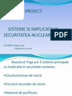 TEMA 31.Sisteme Si Implicatii in Securitatea Nucleara
