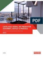 Catalogo FRANKE 2014