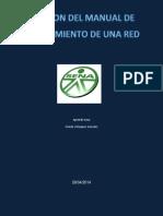 Manual de Creacion de Redes