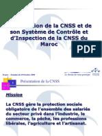 Présentation de la CNSS et de son Système de Contrôle et d'Inspection.ppt