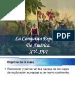 Exploracin y Conquista de Amrica Quinto Basico